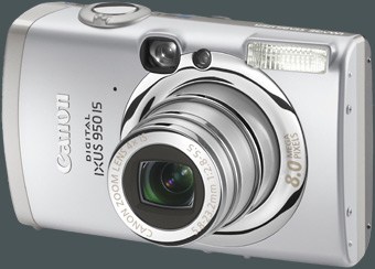 Canon PowerShot SD850 IS (Digital Ixus 950 IS) groß